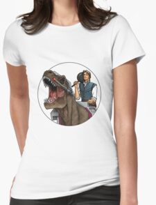 Rider Womens Fitted T-Shirt