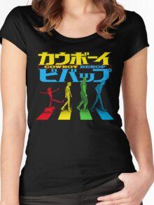 Kaubōi Bibappu ( カウボーイビバップ ) Women's Fitted Scoop T-Shirt