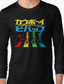 Kaubōi Bibappu ( カウボーイビバップ ) Long Sleeve T-Shirt