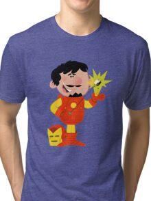 genius day off Tri-blend T-Shirt