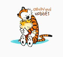 Calvin and hobbes Hugs Unisex T-Shirt