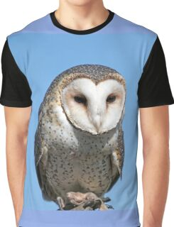 Masked owl Graphic T-Shirt