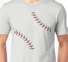 Baseball Lace Background 5 Unisex T-Shirt