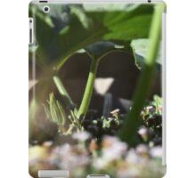 Ant's eye view iPad Case/Skin