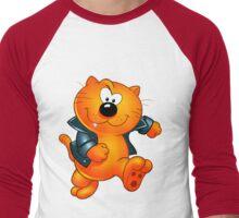 Heathcliff  Men's Baseball ¾ T-Shirt
