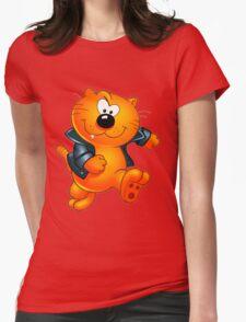 Heathcliff  Womens Fitted T-Shirt