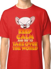 The Brain's Quote Classic T-Shirt