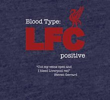 LFC - Blood Type Tri-blend T-Shirt