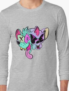 Pinky And Brain Long Sleeve T-Shirt