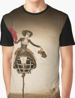 Pheminine Graphic T-Shirt