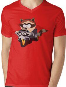 South Park The Coon Mens V-Neck T-Shirt