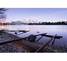 The Remarkables Photographic Print