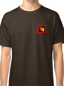 LEGO firefighters logo Classic T-Shirt