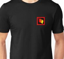LEGO firefighters logo Unisex T-Shirt