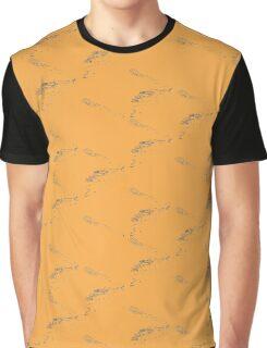 Crab Balls - Gold Graphic T-Shirt