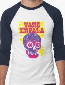 tame impala music Men's Baseball ¾ T-Shirt