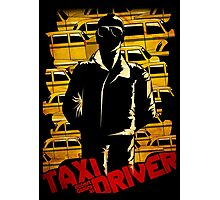 TAXI DRIVER : MOVIE CLASSIC Photographic Print