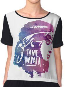Tame Impala Arkwork Chiffon Top