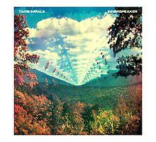 Tame Impala Cover album Photographic Print