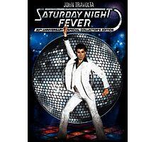 SATURDAY NIGHT FEVER 30th ANNIVERSARY : CLASSIC MOVIE Photographic Print