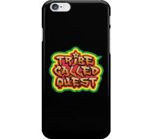 a tribe called quest merchandise iPhone Case/Skin