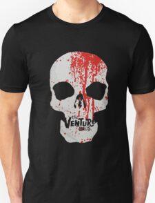 Bloody venture skull Unisex T-Shirt