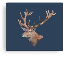 LP Deer Canvas Print