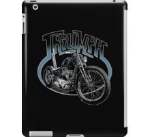 Triumph Chopper iPad Case/Skin