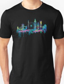Inky London Skyline Unisex T-Shirt