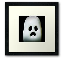 More Ghosts and stuff Framed Print