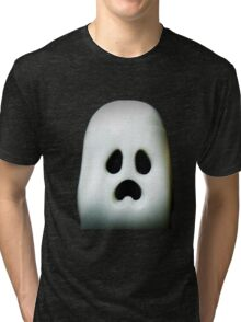 More Ghosts and stuff Tri-blend T-Shirt