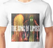 RADIOHEAD THE KING OF LIMBS Unisex T-Shirt