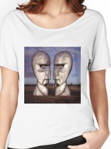 PINK FLOYD ARTWORK Women's Relaxed Fit T-Shirt