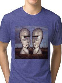 PINK FLOYD ARTWORK Tri-blend T-Shirt