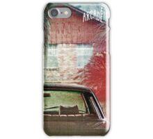 ARCAD FIRE iPhone Case/Skin