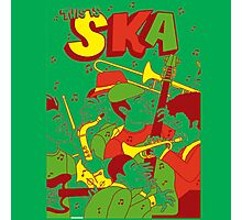 This Is Ska Photographic Print