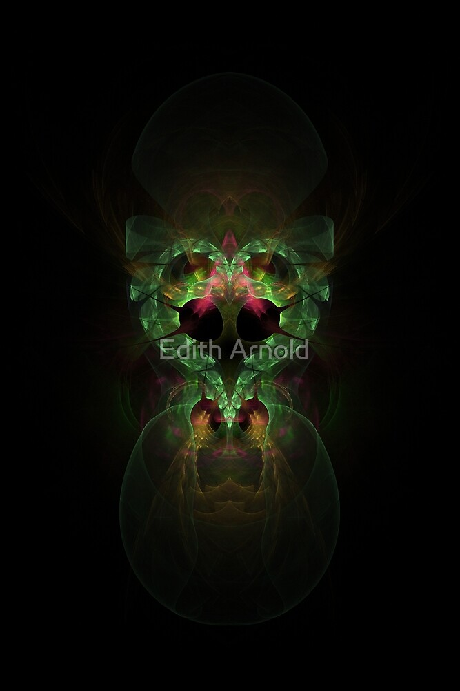 emerald heart by Edith Arnold