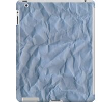 PAPER TEXTURE AWESOME iPad Case/Skin