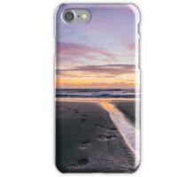 Sunrise Blush Kiama iPhone Case/Skin