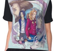 MAGIA - A Witch's journey Chiffon Top