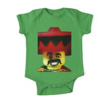 The Friendly Mexican One Piece - Short Sleeve