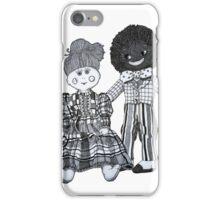 Jemima & Bobby ~ Soul Mates iPhone Case/Skin
