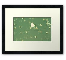 Turn on the light, you're dreaming... Framed Print
