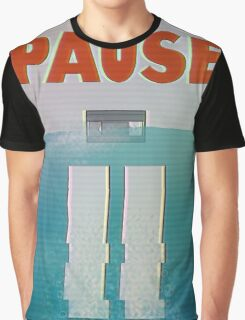Pause Graphic T-Shirt