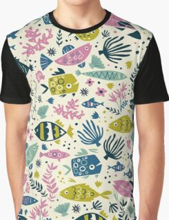 Little Fish Graphic T-Shirt