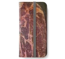 Let's meat iPhone Wallet/Case/Skin