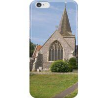 Alfriston Parish Church, Sussex UK iPhone Case/Skin