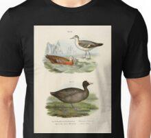Bilder atlas zur Wissenschaftlich populären Naturgeschichte der Vögel in ihren sämmtlichen Hauptformen Leopold Joseph Fitzinger 1864 122 Unisex T-Shirt