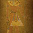 Walk Like an Egyptian by Catherine Hamilton-Veal  ©