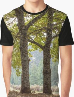 Two of a Kind Graphic T-Shirt